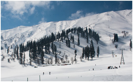 Gulmarg Ski - All the way to the Top Image