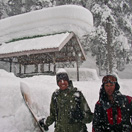 This is skiing in Gulmarg