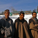 Gulmarg Local Faces
