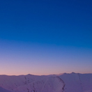 Sunset on Apharwat - Ski Gulmarg to Sunshine Peak