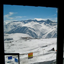Himalaya to ski from Gulmarg Gondola